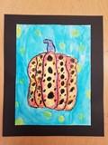 Third Grade painting