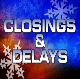 District Closing and Delay Information