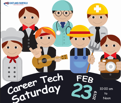 Career Tech Opportunity for Our Students!