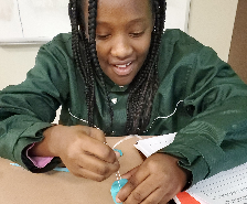7th Graders Learn Creatively in Math