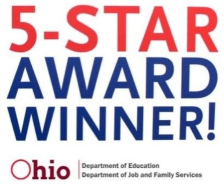District's Preschools Earn 5-Star