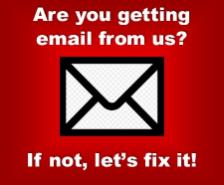 Parent/Guardian Email Addresses