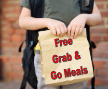 District Expands Grab & Go Meal Availability