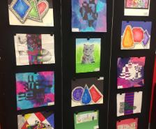 Art Featured at DSC