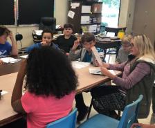 Socratic Seminars in English Language Arts