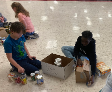Students Host Successful Canned Food Drive