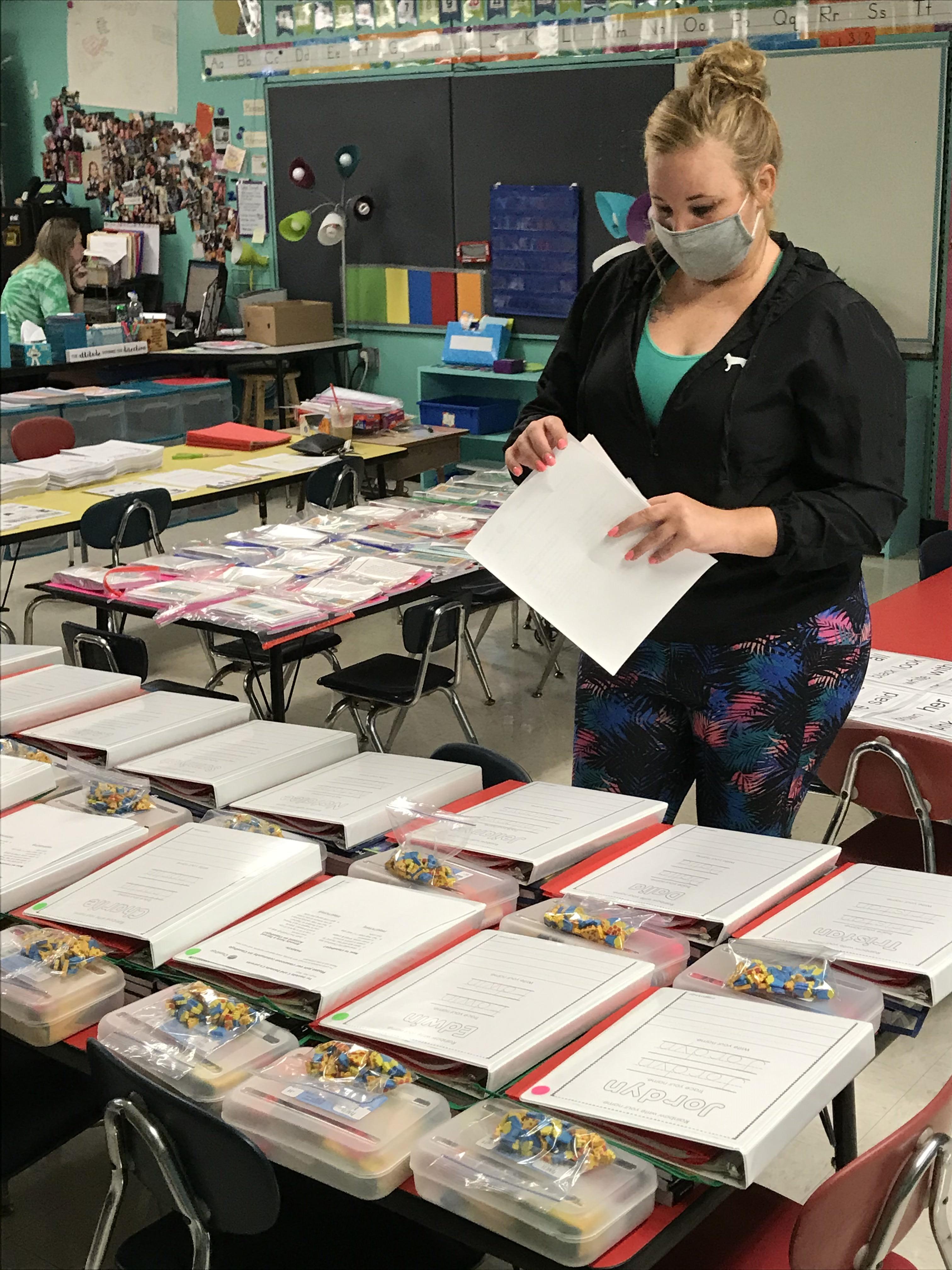 Staff Prepares for 2020-21 School Year