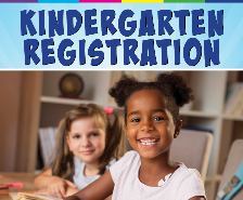 Kindergarten Registration Begins May 1