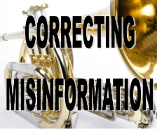 Misstatements Lead to Music Program Concerns