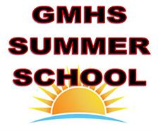 GMHS Summer School