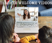 Teacher Welcome Videos Now Available!