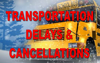 Transportation Delays & Cancellations