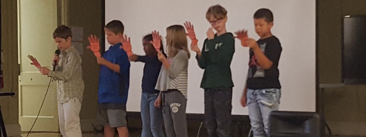 Rachel's Challenge Assembly