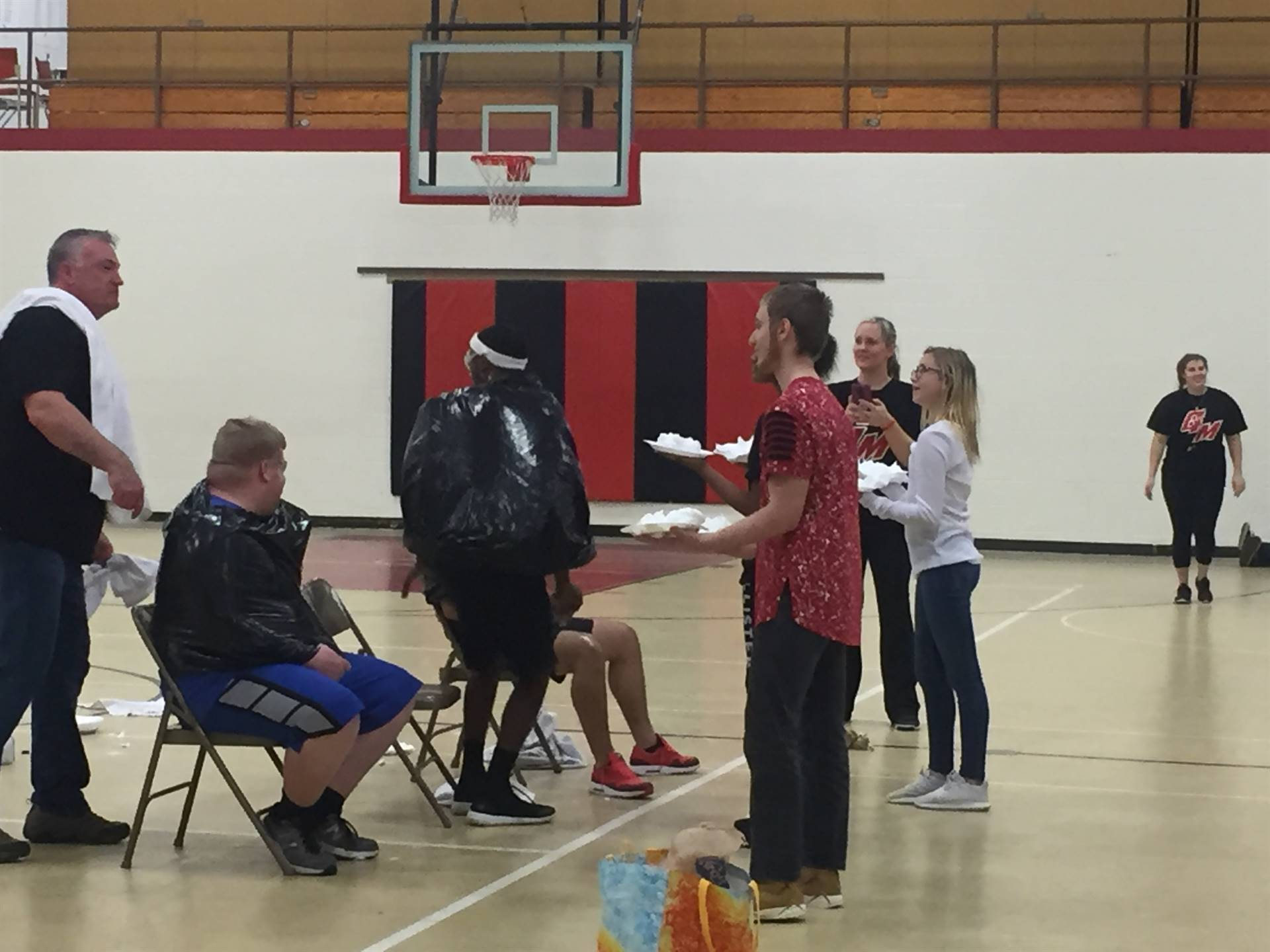 Pie in the Face 2018