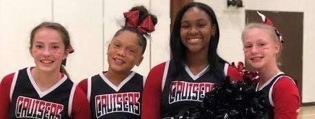 MSS Cheerleaders