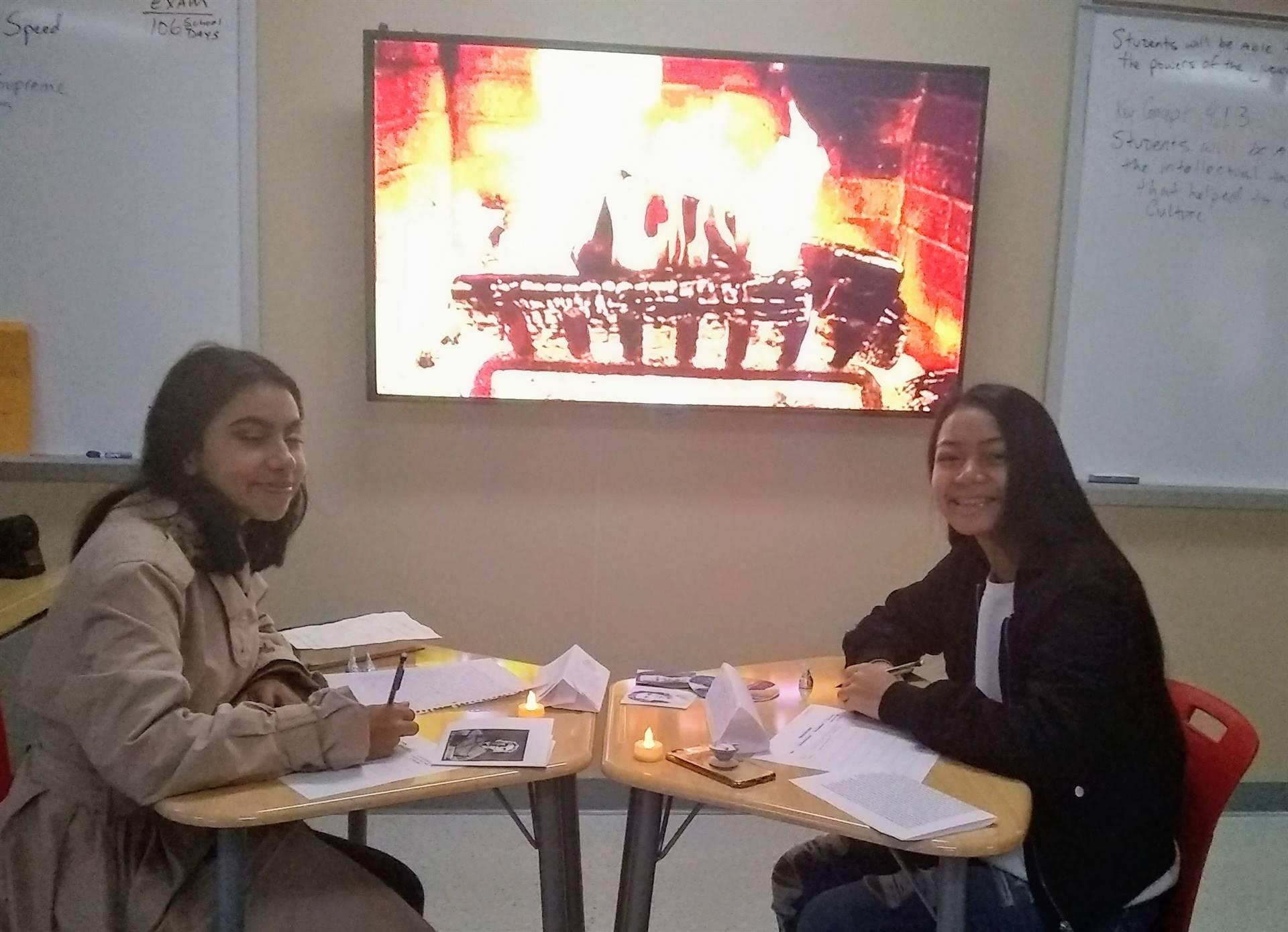 APUSH Students