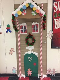 Door Decoration Competition