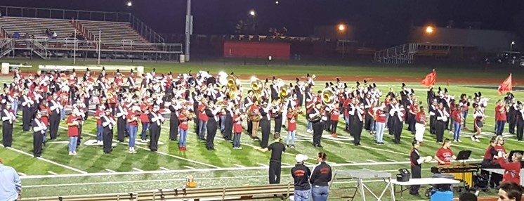 GMHS Marching Band