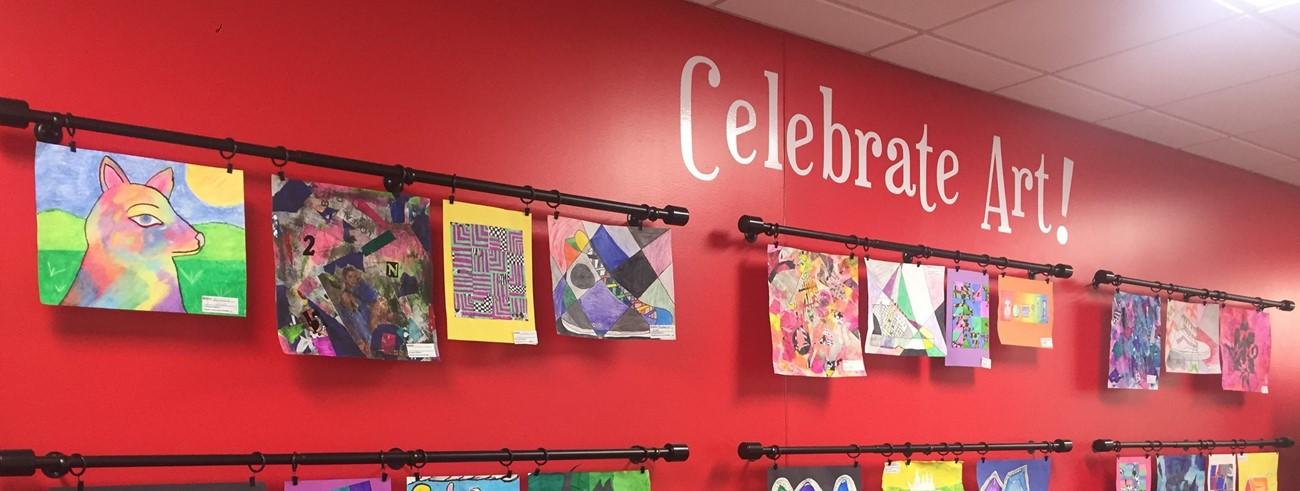 Art Gallery - celebrate art