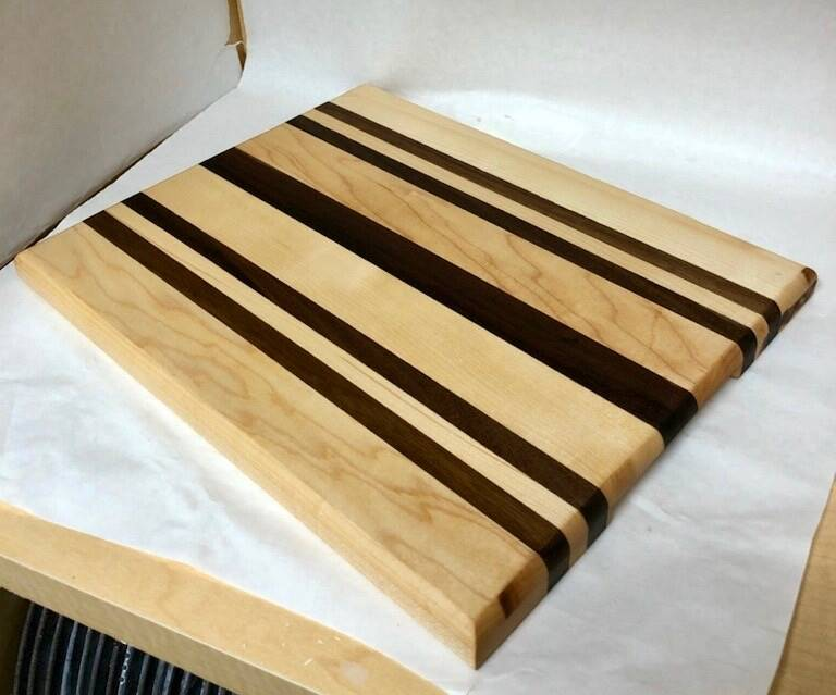 cutting boards students made