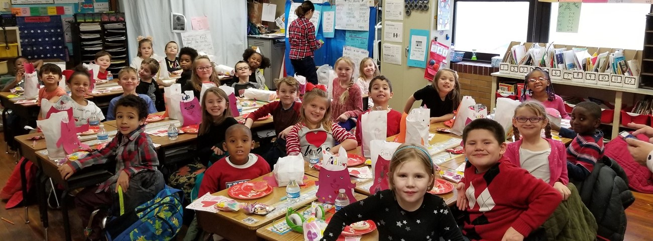 Valentines Day Class Parties