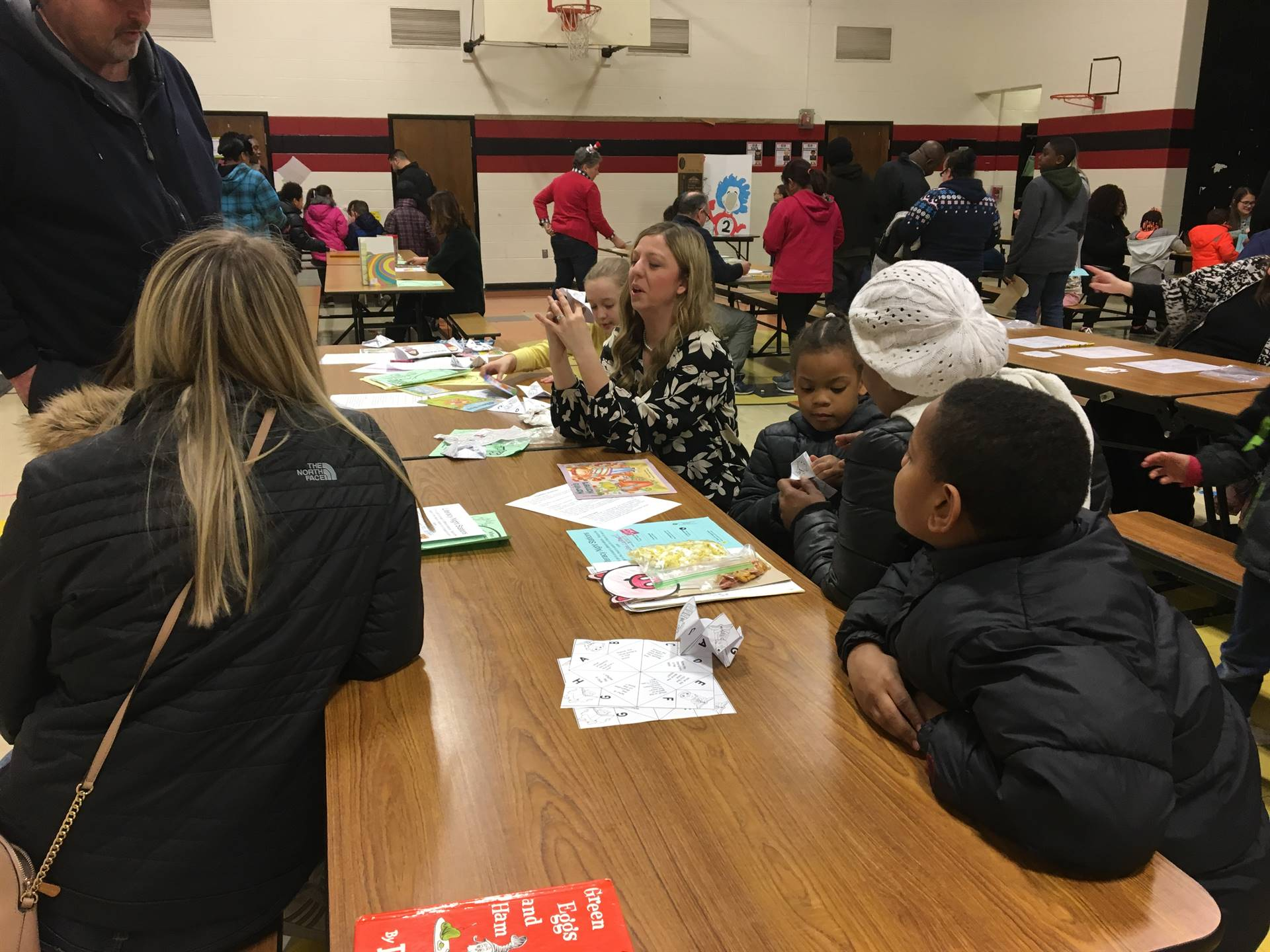 Family Literacy Night!