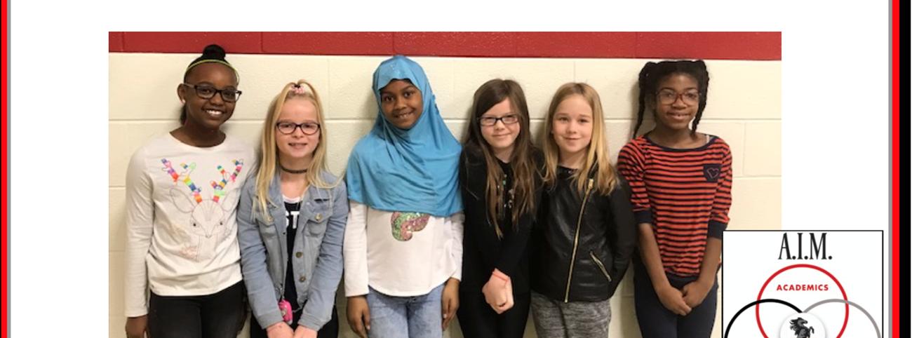 Fourth Grade Integrity Kids!