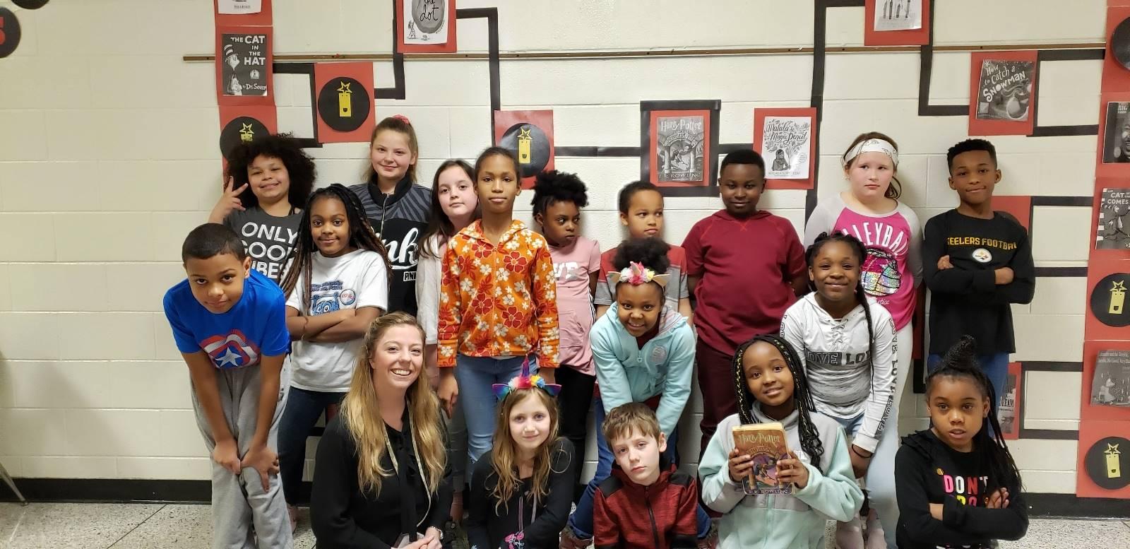 Mrs. Grimm's Class