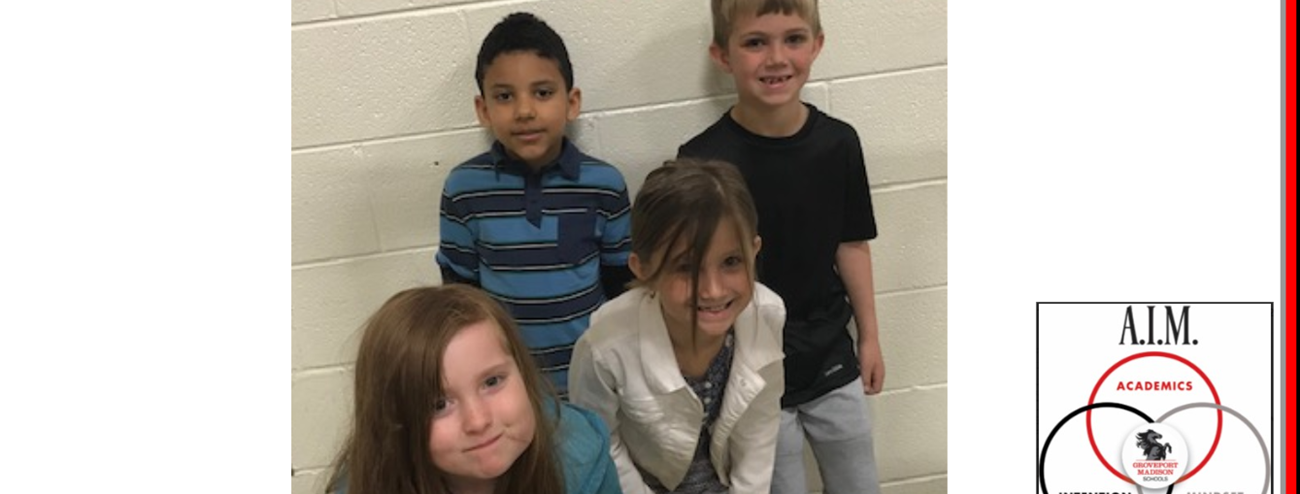 Growth Mindset First Graders