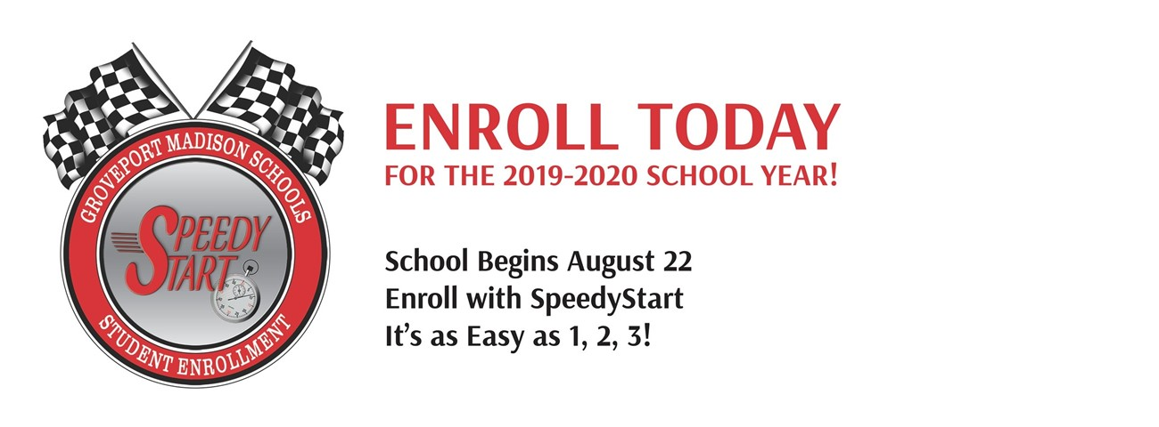 Enroll today advertisement