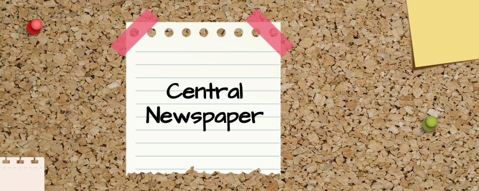 Central Newspaper
