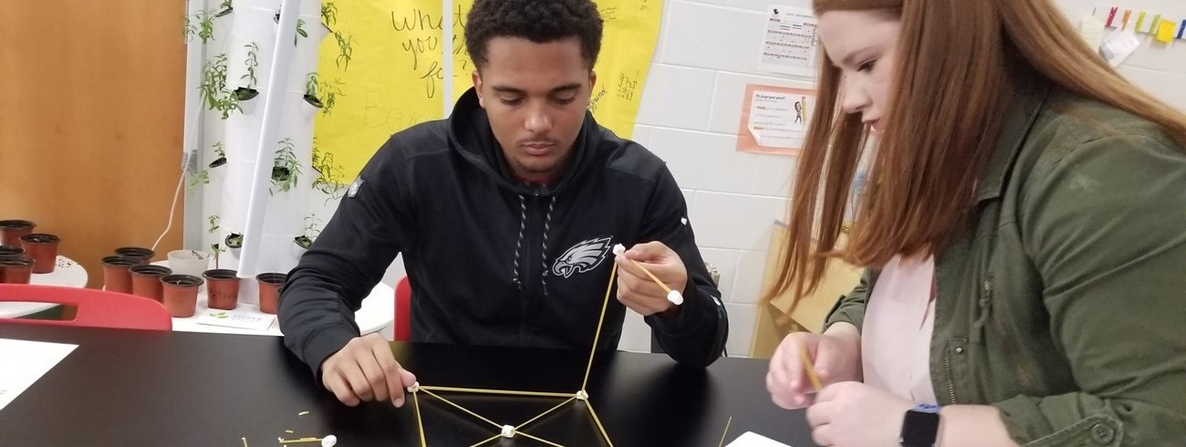 Students Participate in a Design Challenge