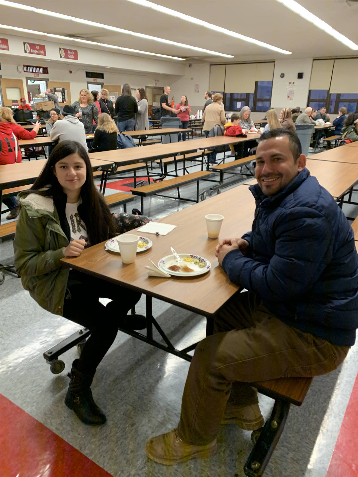 Student of the Month Breakfast