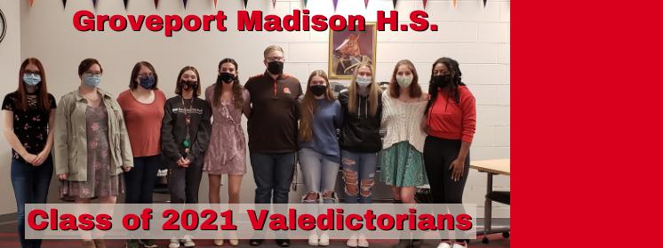 GMHS Valedictorians