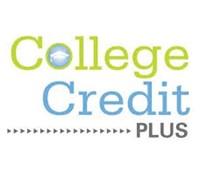 College Credit Plus logo