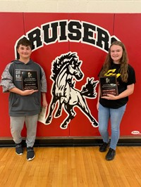 Archie Griffin Sportsmanship Award Winners