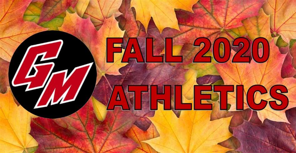 Fall 2020 Athletics