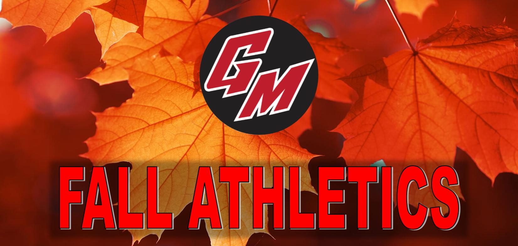 Fall Athletics